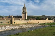 La muralla de El Burgo de Osma