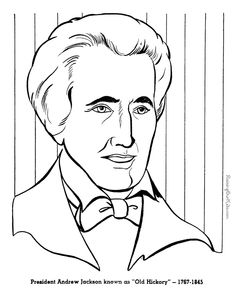 US History events coloring pages to add to notebooking