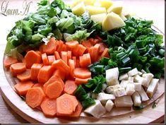 Ciorba de zarzavat (legume din belsug) | Retete Laura Adamache Cantaloupe, Food, Home, Essen, Meals, Yemek, Eten