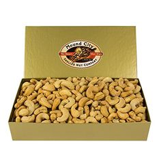 Extra Fancy Deluxe Mixed Nuts in 1.25 lb. Gold Foil wrapped Box with Bow Certified Kosher *** SPECIAL OFFER AHEAD! : Baking supplies