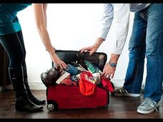 How to pack everything in one bag