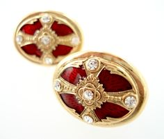 Vatican Library Collection Cufflinks, Cuff Links Inspired from the Historic Vatican Library