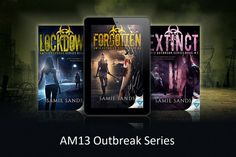 Samie Sands: Forgotten - The AM13 Outbreak #Zombie #Boxset