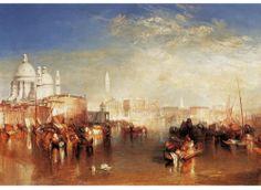 Venice, J.M.W. Turner