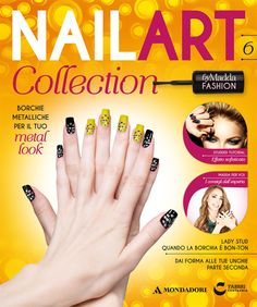 #nailart #collection #edicola #smalto #unghie