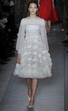 Paris Haute Couture: Valentino spring/summer 2013