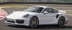 2017 Porsche 911 Turbo Exterior