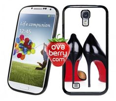 Christian Louboutin Red Bottom Heels iPhone and Samsung Galaxy Phone Case