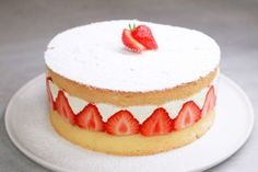 Fraisier Cupcake Cakes, Cupcakes, Bread Baking, Tasty Dishes, Biscuits, Cheesecake, Sweets, Van, Cookies