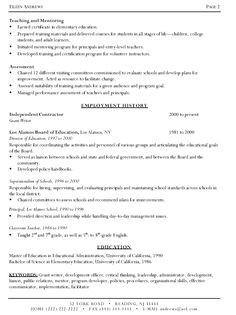 Resume Sample For New Job Unforgettable Massage Therapist Intern