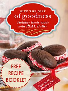 Free Holiday Treats Online Recipe Booklet
