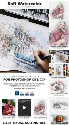 Shutter Speed Photography, Photography Cheat Sheets, Action Photography, Photography Lessons, Photography Business, Photoshop Elements, Photoshop Tutorial, Photoshop Actions, Watercolor Paintings