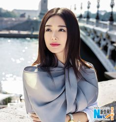 China Entertainment News aggregates the latest news shapping China's entertainment industry. Chinese Actress, Her Smile, Daily Fashion, Pretty Woman, Asian Beauty, Cool Girl, Makeup Looks, Beautiful Women, Magazine