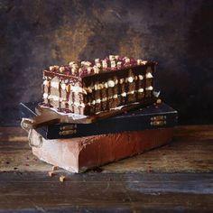 Mokkapalakakku | Maku Can I Eat, Home Bakery, Sweet Bakery, Cake Bars, Piece Of Cakes, Healthy Treats, Vegan Desserts, Special Occasion, Cheesecake
