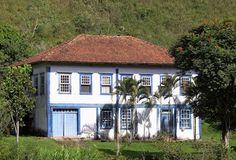 Valença (RJ) - Brasil - sede da Fazenda São José