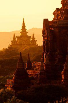 Thante, Myingyan, Myanmar (Burma)