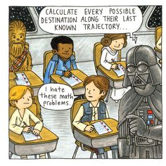 Inspirational Hodgepodge: Star Wars Short Story!!!