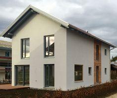 Was Ist Eine Loggia baufritz schwedenhaus edition rot markante architekturdetails sind