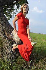 Šaty - dlhé šaty coccomofashion - 4300621_