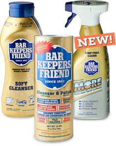 Use Bar Keepers Friend® To Clean Showers Made Of Porcelain Tile, Ceramic  Tile, Acrylic Or Fiberglass. BKF® Also Cleans Glass Shower Doors.