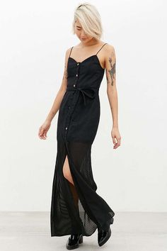 Stevie May Gisel Maxi Dress - Urban Outfitters