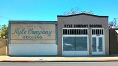 Kyle Roofing Company, Historic Railroad District San Luis Obispo, Garage Doors, Outdoor Decor, Home, Ad Home, Homes, Carriage Doors, Haus, Houses