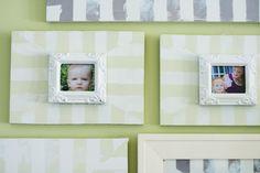 """I am really liking the """"frame"""" framed"""