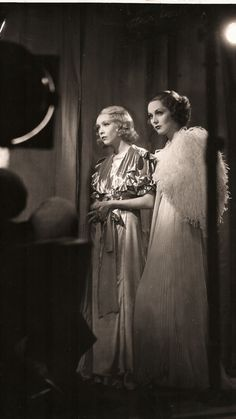 Helen Twelvetrees and Adrienne Ames