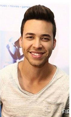 Another chance to hug this sexy beast lol Prince royce