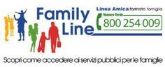 """""""Family Line"""", scopri come accedere ai servizi pubblici per le famiglie"""