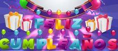 Tarjetas de Feliz cumpleaños para publicar en Facebook