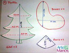 Arte en Tus Manos con Lili y Sam Line Chart, Diagram, Map, Blog, Snowman, Christmas Ornaments, Ideas, Activities, Feltro