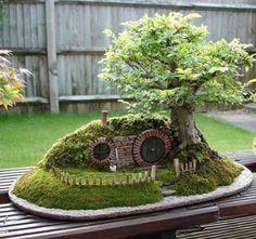 Mini Hobbit Hole