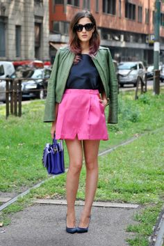 Bring On The Romance: Street Style From Milan #refinery29