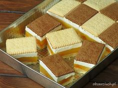 Polish Recipes, Polish Food, Food Cakes, Homemade Cakes, Cornbread, Cake Recipes, Cheesecake, Cooking Recipes, Baking
