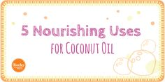 Coconut Oil is one of nature's most versatile, nourishing and delightful smelling oils. It's good for a body both i...