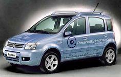 Fiat Panda Hydrogen Concept Car