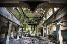Abandoned church, Poland. - Forbidden Places