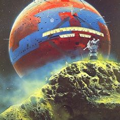 OMNI: H. Giger, Andrei Sokolov and more science fiction art - Illustration - Cyberpunk, Fantasy Kunst, Sci Fi Fantasy, Photo Tag, Sci Fi Kunst, Science Fiction Kunst, Arte Sci Fi, Trippy, 70s Sci Fi Art