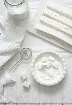 Food and Cook by trotamundos » Malvaviscos, Marshmallows, Pâte de Guimauve … o Nubes
