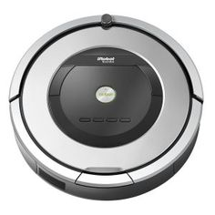 Experience a deeper clean every day with the Roomba 860 Vacuum Cleaning Robot. Featuring the revolutionary AeroForce Cleaning System Roomba 860 delivers up to the air power and requires less maint. Best Pool Vacuum, Pool Vacuum Cleaner, Vacuum Cleaners, Pet Allergies, I Robot, Deep Cleaning, Cleaning Tips, Just In Case, The Help