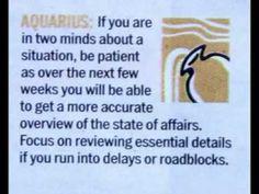 Todays Horoscope For Friday 13 January 2017