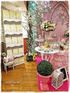 Garden Theme First Birthday Party Decoration Return Gifts Decorations Parties