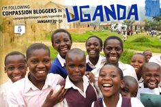 Compassion Bloggers celebrates five years of releasing children from poverty by returning to Uganda – the first country we visited together. Join us January 27-31 as we travel from war-torn northern Uganda to a slum community in Kampala and share the journey through story, video and photos..