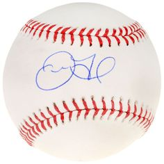 Derek Fisher Houston Astros Fanatics Authentic Autographed Baseball