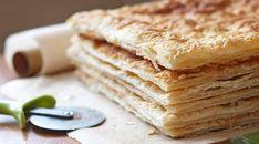 Blätterteig gebacken Coco, Sandwiches, Pasta, Bread, Baking, Breakfast, Ethnic Recipes, Sweet, Drink