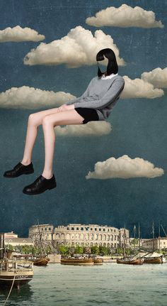 Collage WOLKE 2014 Waldemar Strempler Tumblr