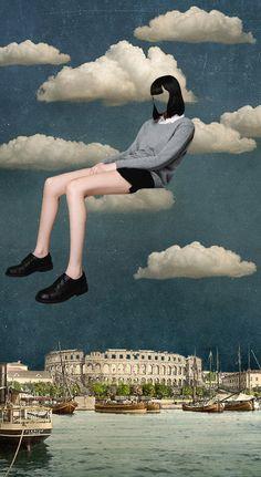 Collage WOLKE 2014 Waldemar Strempler Tumblr