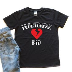 9a8693082ee5 A shirt for all the little heartbreakers. A cute shirt for Valentine s Day.