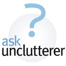 great website for uncluttering and organizing